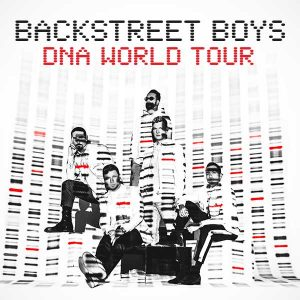 Backstreet Boys Events