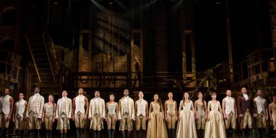 Company - HAMILTON National Tour - Image Credit Joan Marcus