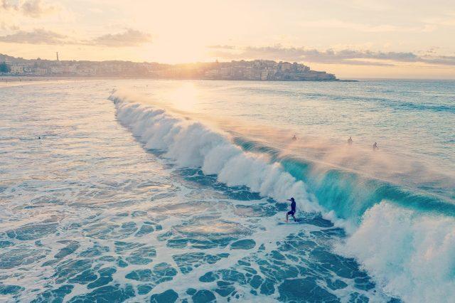 Bondi Beach Surf